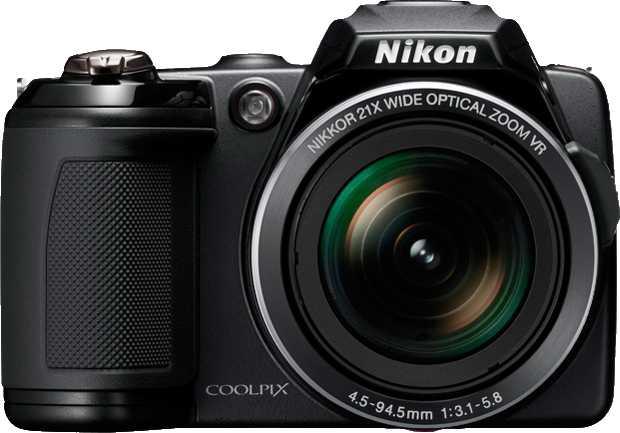 Nikon Coolpix L320 vs Nikon Coolpix L120
