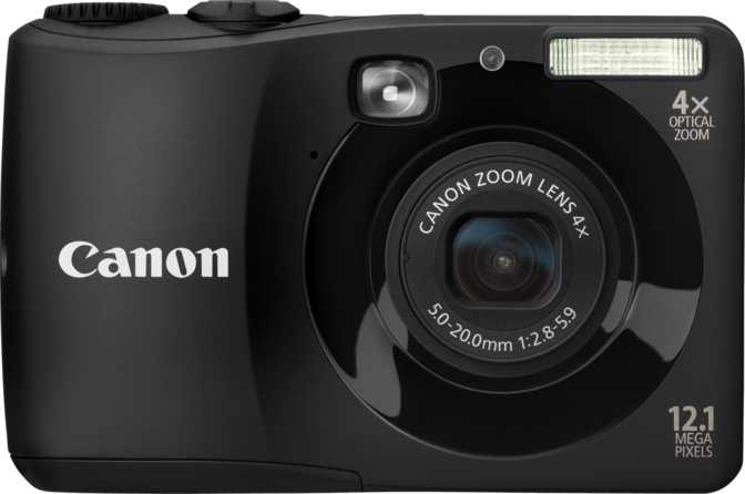 Canon PowerShot A1200 vs Nikon Coolpix P510