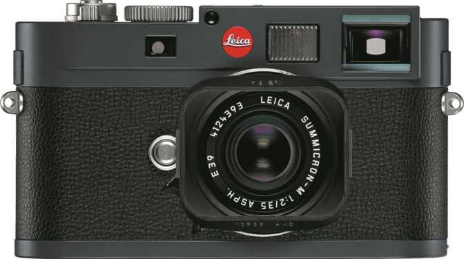 Leica M Typ 240 vs Leica M-E Typ 220