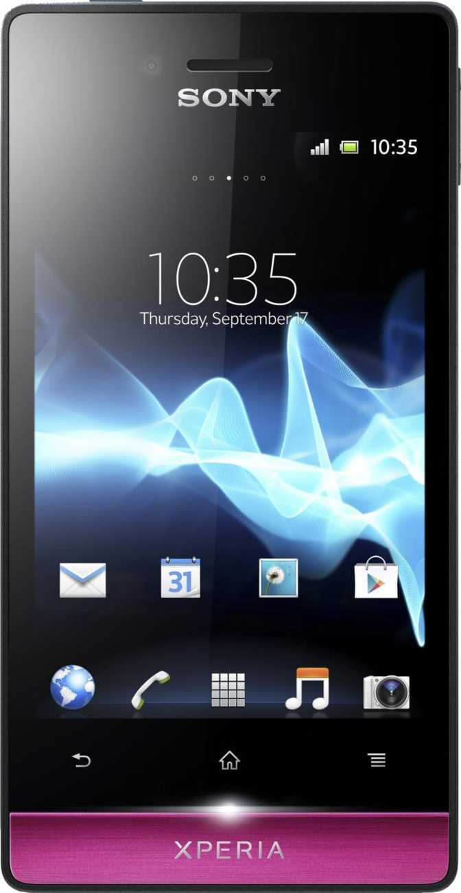 Huawei Ascend Mate vs Sony Xperia miro
