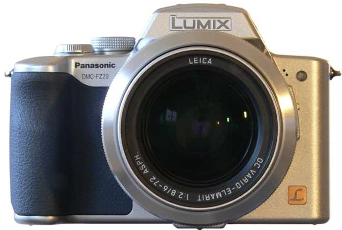 Panasonic Lumix DMC-G3 vs Panasonic Lumix DMC-LZ20