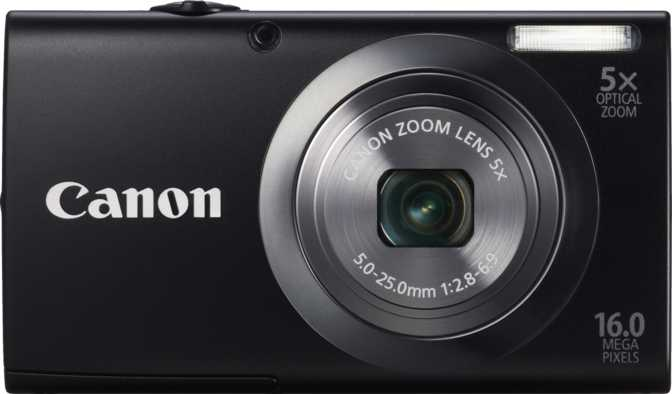 Panasonic Lumix DMC-G3 vs Canon PowerShot A2300
