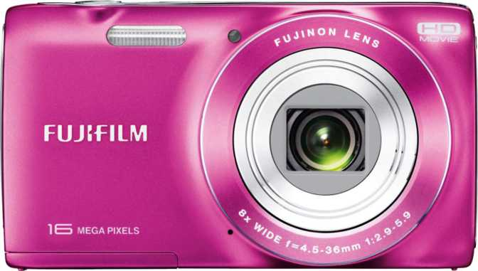 Nikon Coolpix L26 vs Fujifilm FinePix JZ200
