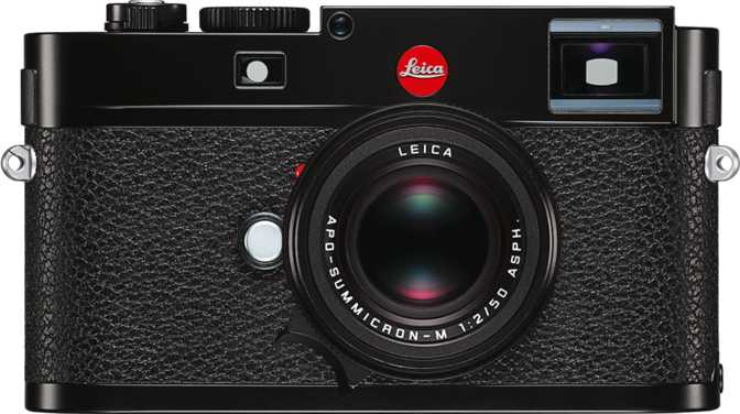 Leica M10-P vs Leica M (Typ 262)