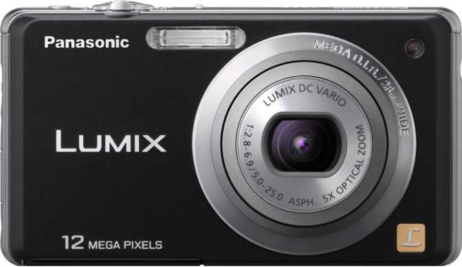 Panasonic Lumix DMC-FH1