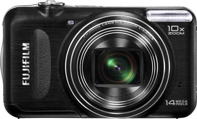 Canon EOS M50 vs Fujifilm FinePix T200