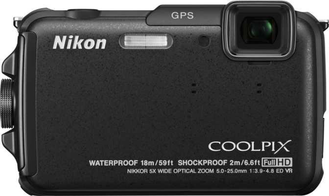 Fujifilm FinePix XP90 vs Nikon Coolpix AW110