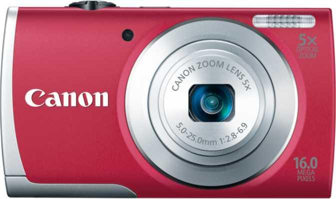 Samsung NX1000 + Samsung I-function 20-50mm vs Canon PowerShot A2600