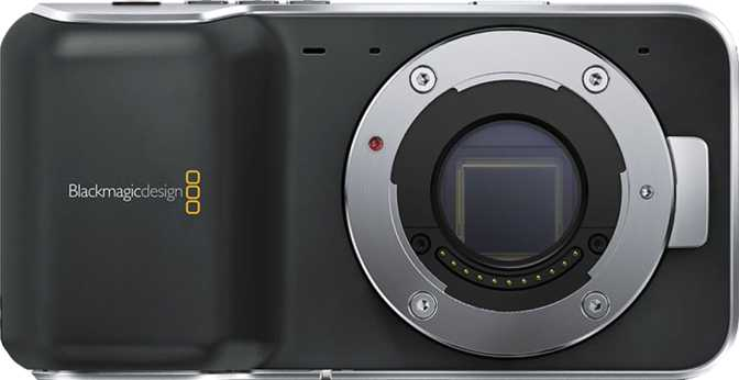 Ricoh WG-70 vs Blackmagic Pocket Cinema Camera
