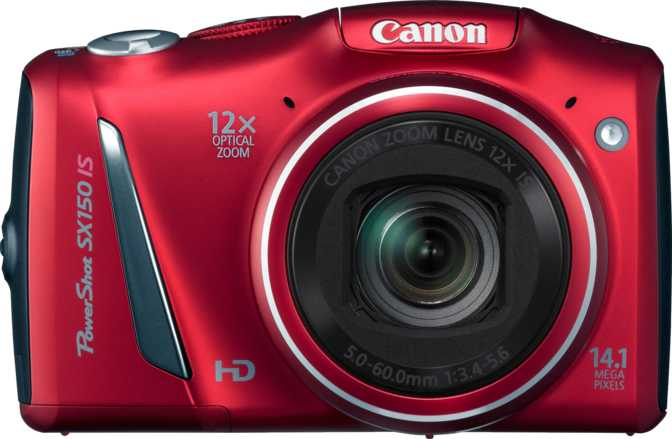 Canon EOS 7D vs Canon PowerShot SX150 IS
