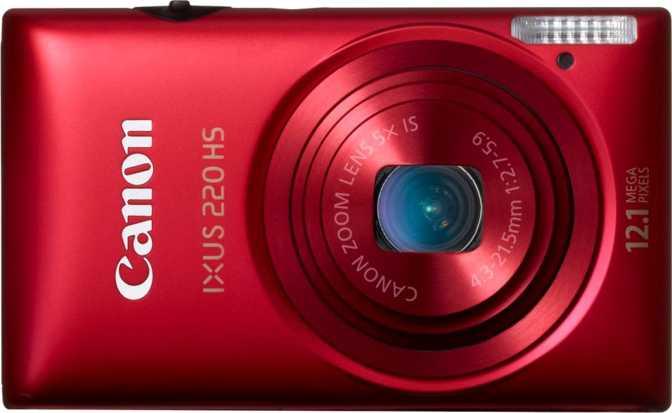 Canon PowerShot SX620 HS vs Canon IXUS 220 HS