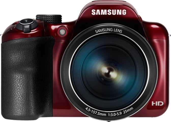 Canon EOS 200D vs Samsung WB1100F Smart Camera