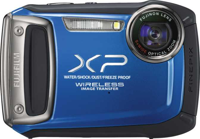 Fujifilm FinePix XP90 vs Fujifilm FinePix XP170