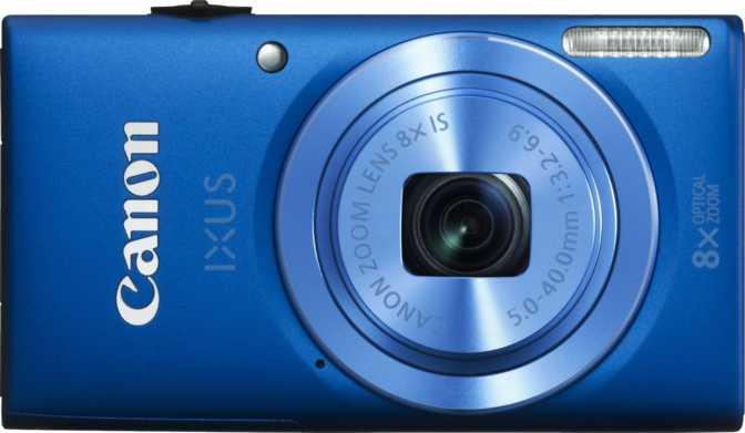 Canon EOS 5D Mark IV vs Canon IXUS 132