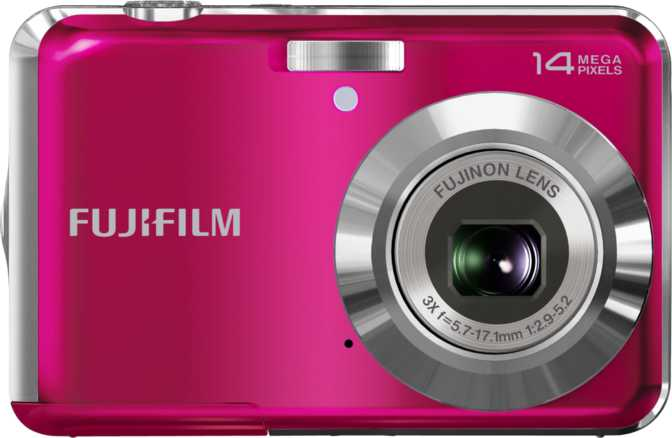 Fujifilm FinePix AV200 vs Samsung Galaxy Note 8