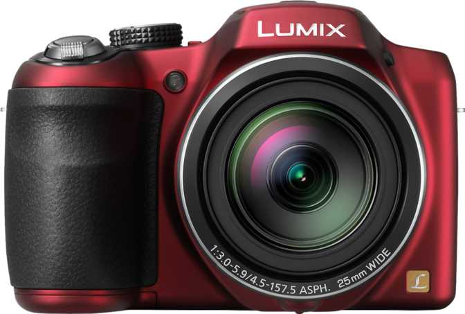 Nikon D600 vs Panasonic Lumix DMC-LZ30