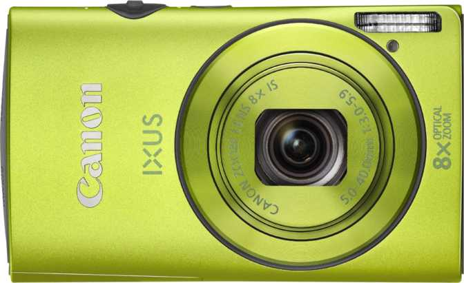Samsung WB250F vs Canon IXUS 230 HS