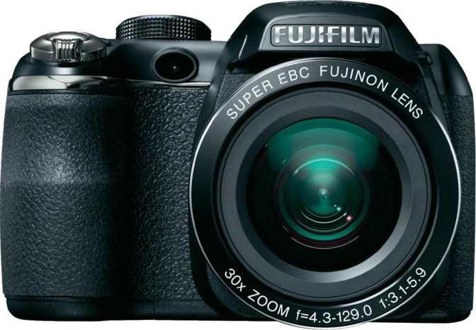 Fujifilm FinePix S4000 vs Fujifilm FinePix S4500