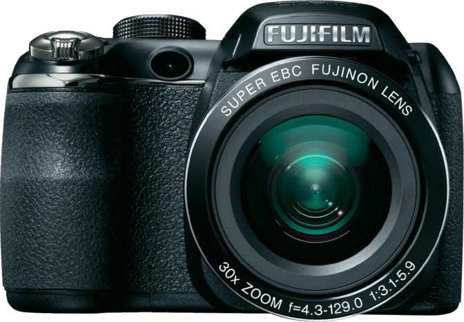 Fujifilm FinePix HS50EXR vs Fujifilm FinePix S4500