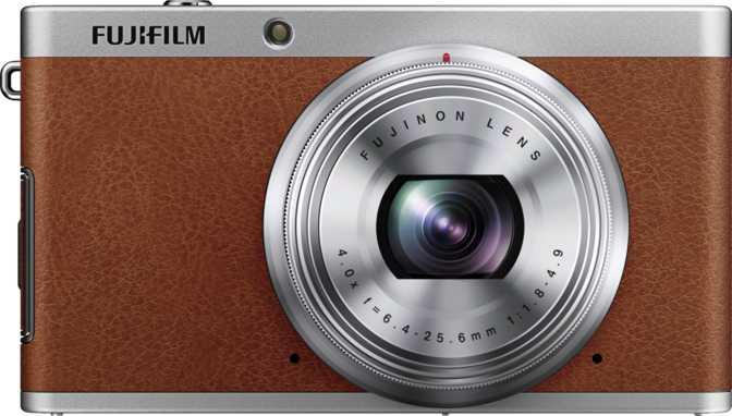 Fujifilm X20 vs Fujifilm XF1