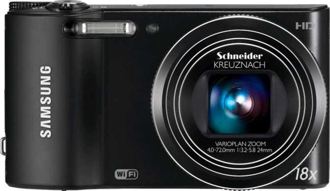 Canon PowerShot SX150 IS vs Samsung WB150F