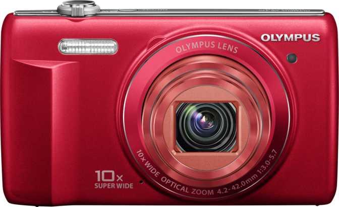 Canon EOS 600D vs Olympus VR-340