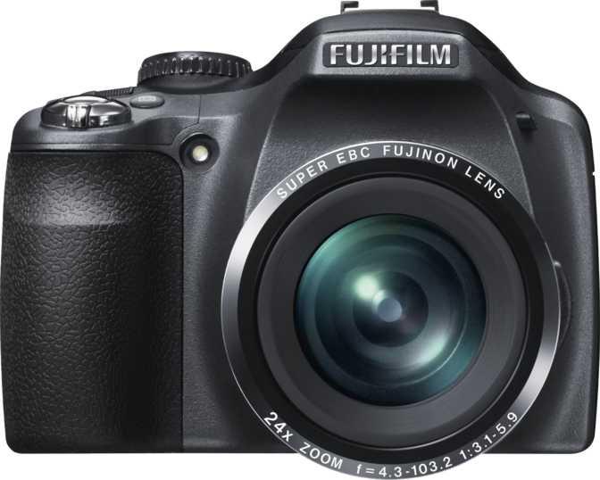 Fujifilm FinePix SL300 vs Fujifilm FinePix SL240