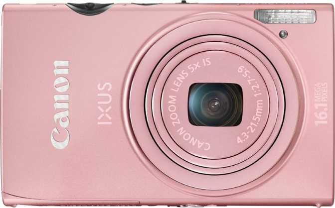 Canon EOS 600D vs Canon IXUS 125 HS