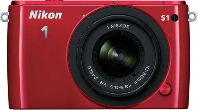 Nikon 1 J5 vs Nikon 1 S1