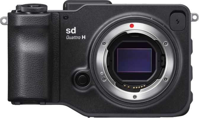 Samsung NX1 vs Sigma sd Quattro H