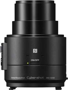 Sony A5000 vs Sony Cyber-shot DSC-QX30