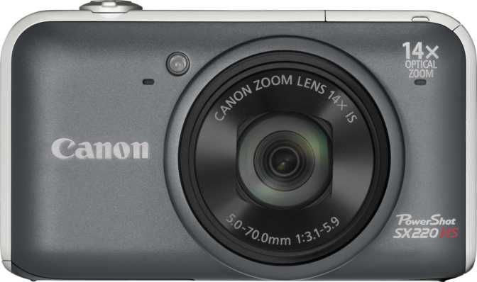 Sony Cyber-shot DSC-H70 vs Canon PowerShot SX220 HS