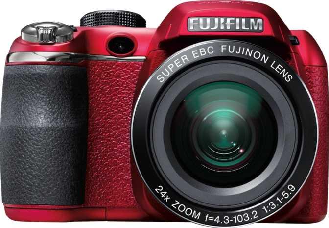 Fujifilm FinePix S4000 vs Fujifilm FinePix S4200