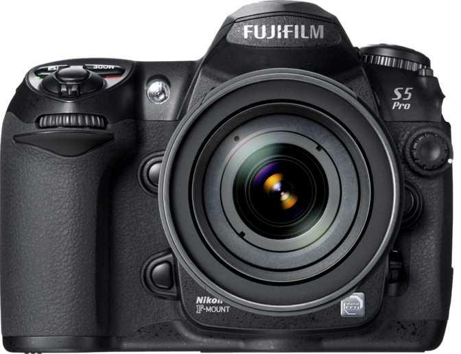 Nikon D3000 vs Fujifilm FinePix S5 Pro