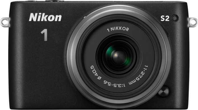 Canon PowerShot SX720 HS vs Nikon 1 S2