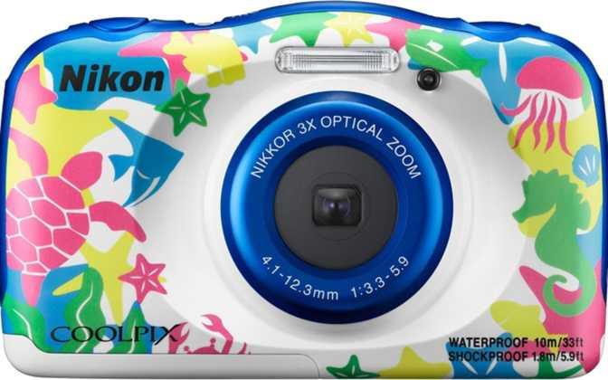 Fujifilm FinePix XP120 vs Nikon Coolpix W100