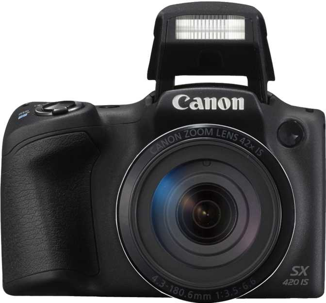 Canon EOS 100D + Canon EF-S 18-55mm f/3.5-5.6 IS STM vs Canon PowerShot SX420 IS