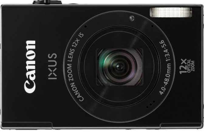 Canon PowerShot SX500 IS vs Canon IXUS 510 HS