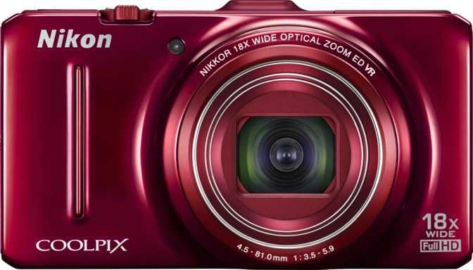 Canon PowerShot SX730 HS vs Nikon Coolpix S9300