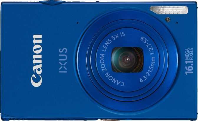 Canon PowerShot S100 vs Canon IXUS 240 HS