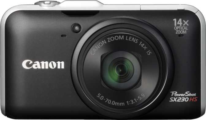 Panasonic Lumix DMC-LZ20 vs Canon PowerShot SX230 HS