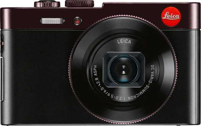 Sony A6000 vs Leica C Type 112