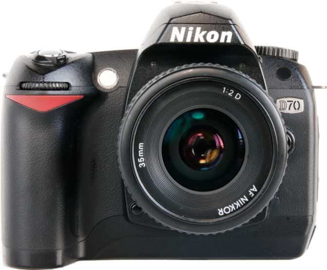 Canon PowerShot SX500 IS vs Nikon D70