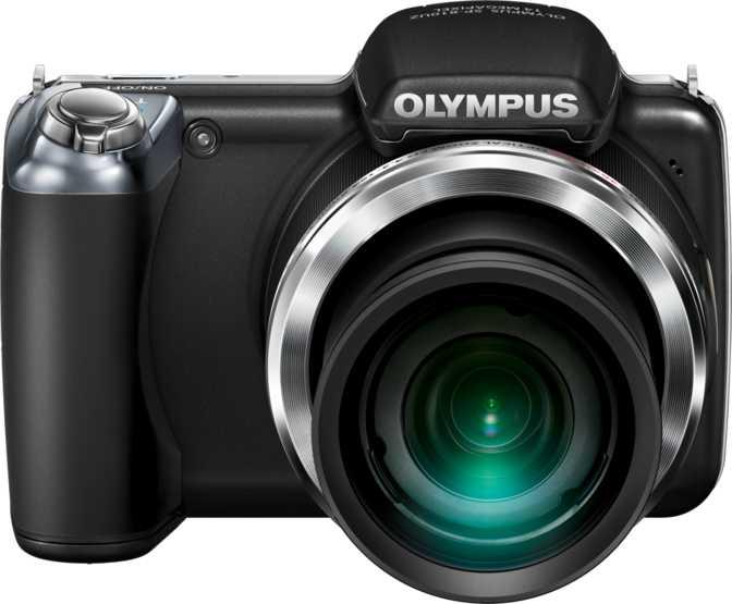 Canon PowerShot SX500 IS vs Olympus SP-810UZ