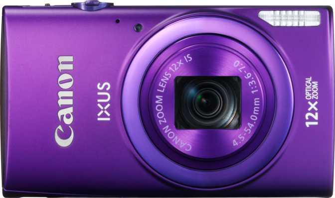 Samsung ST150F vs Canon Ixus 265 HS
