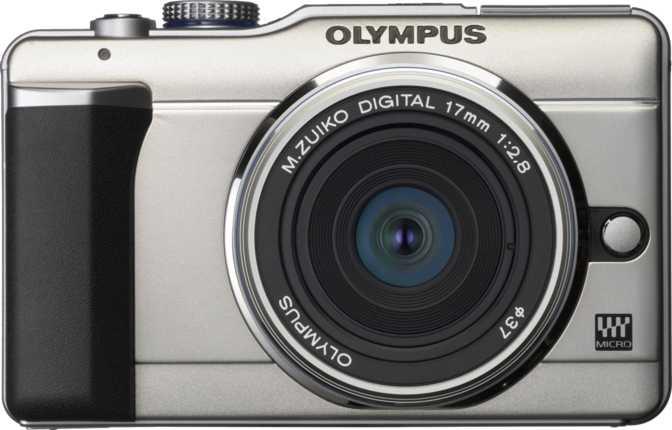 Nikon D3000 vs Olympus PEN E-PL1