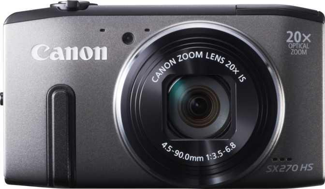 Canon EOS 5D Mark IV vs Canon PowerShot SX270 HS