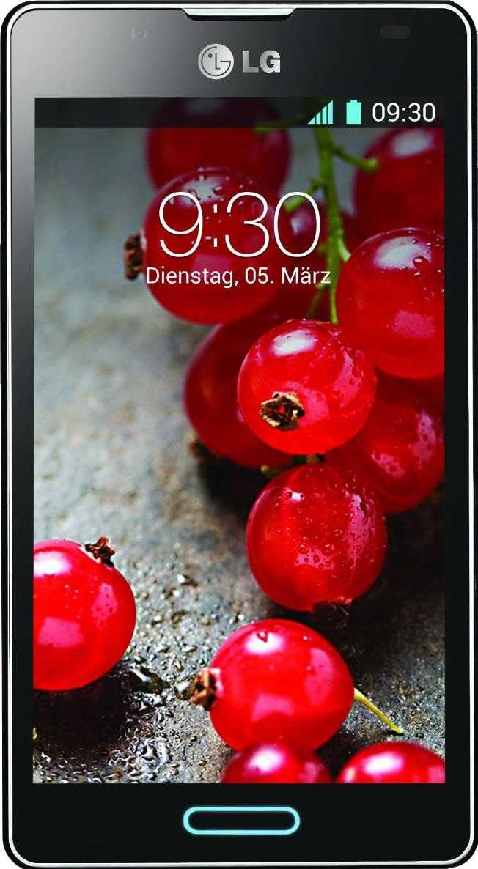 LG Optimus L5 E610 vs LG Optimus L5 II