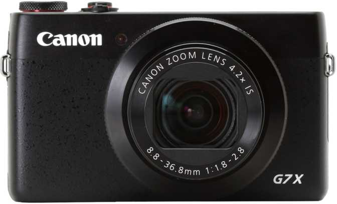 Sony Alpha NEX-5N vs Canon PowerShot G7 X