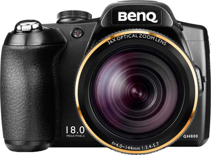 Sony Alpha a9 II vs BenQ GH800